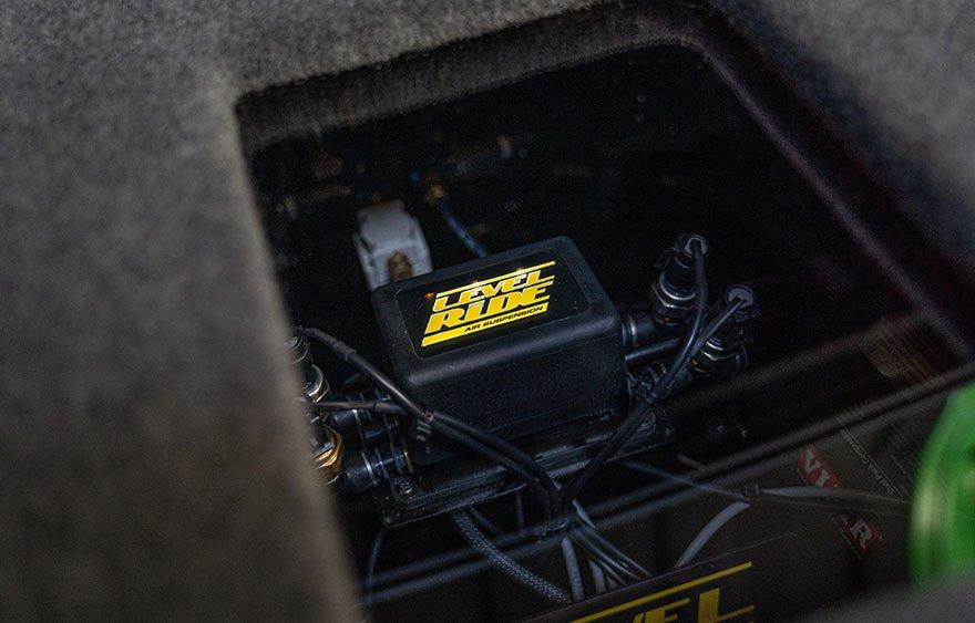 Level Ride Ford Falcon FG
