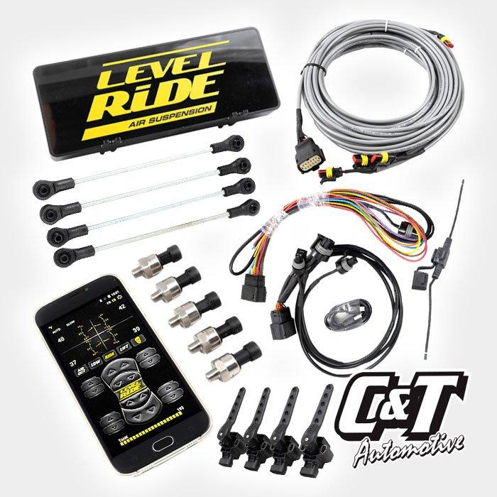 Level Ride Height & Pressure Kit Plus Controller