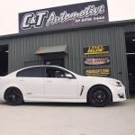 Holden Lowering Packages